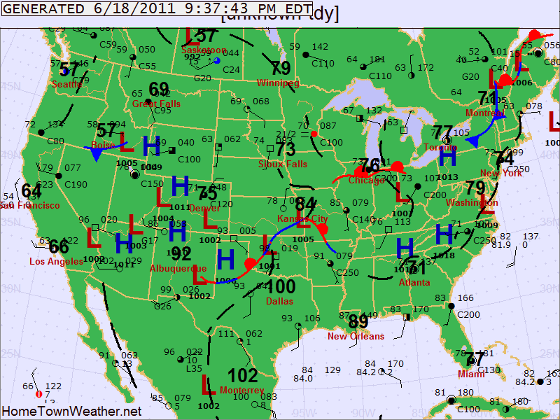 North East Us Map Caribbean Weather Chart